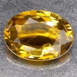 Andalusite Faceted