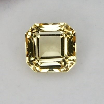 Golden Topaz Facetted
