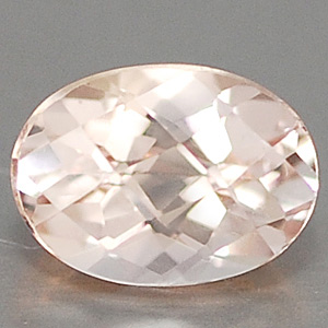 Morganite Facetted