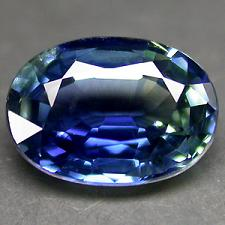 Sapphire Facetted