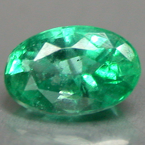Emerald Facetted