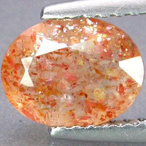 Sunstone Facetted